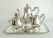 西洋美術 ガラス・銀食器
